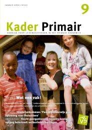 Kader Primair 9 (2012-2013).pdf - Avs