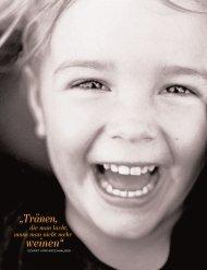 Heute ist ein Lächeltag - Regina Först
