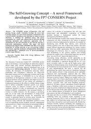 The Self-Growing Concept – A novel Framework ... - ResearchGate