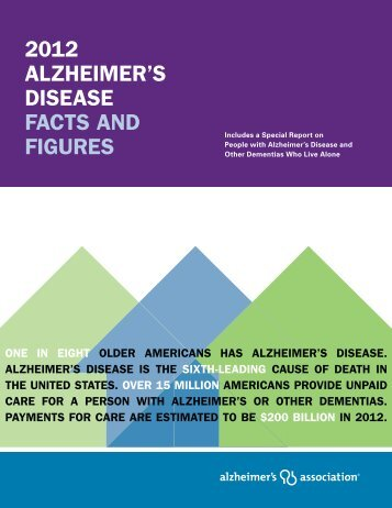 2012 alzheimer's disease facts and figures - Aging Resources of ...