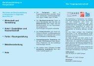 Infoflyer (74KB) - Jugendberufshilfe Solingen