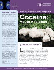 Cocaína: abuso y adicción - National Institute on Drug Abuse