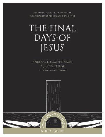 final-days-of-jesus.535109.study.final