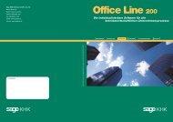 Sage KHK Office Line - f&s Computer und Software Vertriebs GmbH