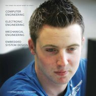 Electronic & Mechanical Engineering - Letterkenny Institute of ...