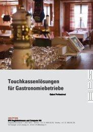 Touchkasse Professional - EPS AG (Bern)