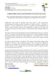 2010/05/04 COMUNICATO GENERICO ok - TOMA Advanced ...
