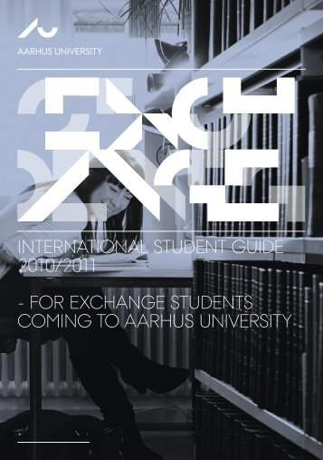 INTERNATIONAL STUDENT GUIDE 2010/2011 - FOR EXCHANGE ...