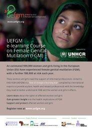 leaflet - End FGM