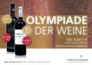 Olympiade der Weine (pdf) - Weber-Vonesch