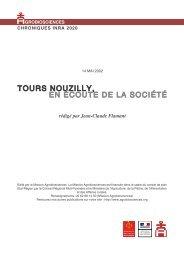 Tours Nouzilly : « En écoute de la société - Mission d'animation des ...