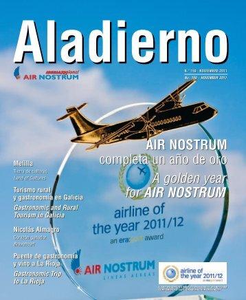Noviembre 2011 - Air Nostrum
