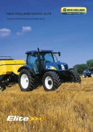 t6000 - New Holland