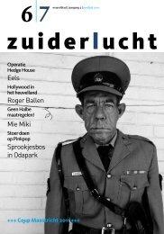 Download uitgave als PDF - Zuiderlucht