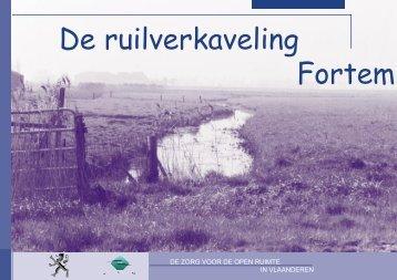 Monografie Fortem - Vlaamse Landmaatschappij