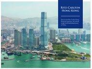 Ritz-Carlton Hong Kong - Charlatan Magazine