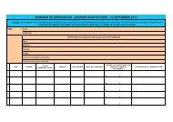 modèle listing excell - entreprises - fr - 2012 - Koekelberg