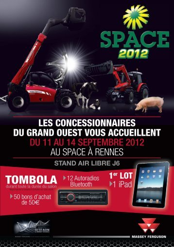 TOMBOLA - Jacopin Equipements Agricoles