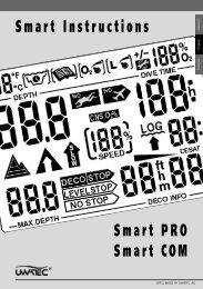Smart Com Manual - Simply Scuba