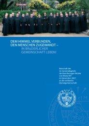 BBT 3456 Botschaft-Generalkapitel - Barmherzige Brüder Trier e. V.