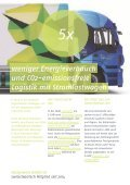 E-Force LKW Effizienzbeispiel im swisscleantech Magazin - Seite 5