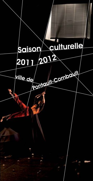 Saison 20112012 culturelle - Les Passerelles