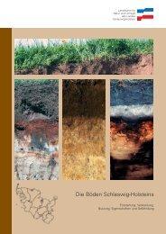 Die Böden Schleswig-Holsteins - Landesamt für Landwirtschaft ...