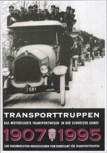 Di e Truppenordnung 1911 - admin.ch