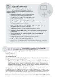 Instructional Practices - Basic Skills Initiative