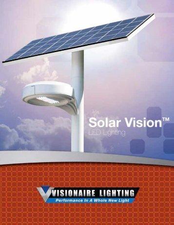 Solar - Visionaire Lighting, LLC