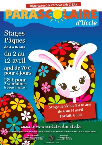 Stages - Uccle