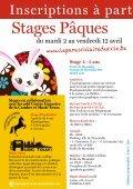 Stages - Uccle - Page 2