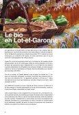 Le Lot-et-Garonne, terre de saveurs - Page 5