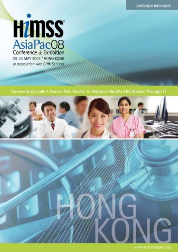 Download the Brochure - HIMSS AsiaPac