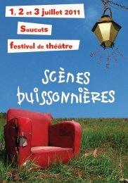 Nom du spectacle - Scènes Buissonnières