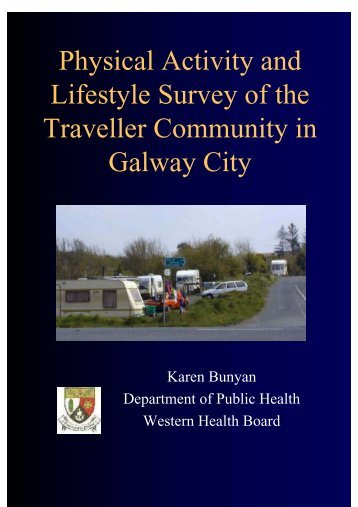 Physical Activity and Lifestyle Survey of the Traveller Community in ...