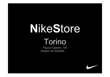 Nike Store Torino