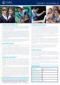Tara Anglican School for Girls - Australian Boarding Schools ... - Page 2