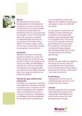 Flyer Voorlichtingsprogramma palliatieve zorg voor verzorgenden - Page 2