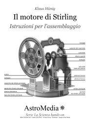 Il motore di Stirling 3 ben - AstroMedia