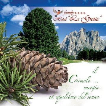 brochure - Hotel La Grotta
