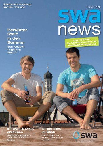 Download swa News - B4B Schwaben