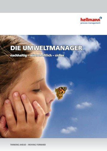 Unternehmensbroschüre deutsch - Hellmann Process Management
