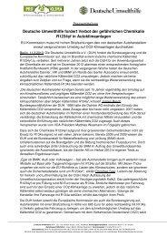 Pressemitteilung als PDF-Download - pro klima