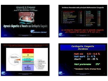 Incidenza Nati pretermine - Portale gerboni.net