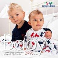 Köp vårt startpaket med 4 baby- plagg värde 700:- för endast