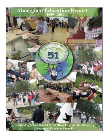 2009-2010 - School District 51