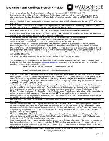 Medical Assistant Certificate Certified Nursing Assistant License
