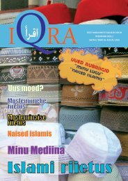 Iqra kuukiri nr.19 - Islam