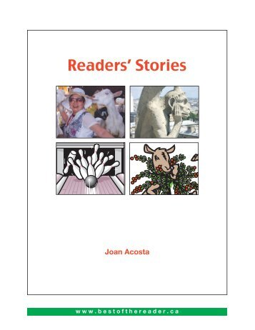 Readers' Stories - Best of The Reader